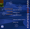 Music for Federation - Sculthorpe - Edwards - Broadstock