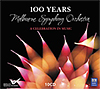Melbourne Symphony Orchestra: 100 Years 10 CD Set