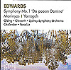 EDWARDS: Maninyas - Symphony No. 1