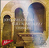 CHANSONS: Ciconia - Dufay