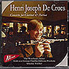 De Croes: Concerto for Clarinet & Partias