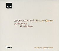 DOHNANYI: The String Quartets
