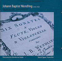 WENDLING: Flute Music of the Mannheim School