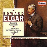 EDWARD ELGAR - Enigma Variations - The Wand Of Youth