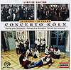 CONCERTO KOLN: 20 Years - Portrait of an Orchestra - Limited Edition - SACD Hybrid