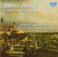 DANZI: Bassoon Quartets