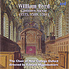 BYRD: Cantiones Sacrae 1571, 1589, 1591 - 3CD Box Set