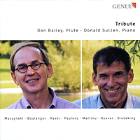 TRIBUTE: Music for Flute and Piano