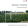 SANSSOUCI: Versailles - Virtuoso Music for Flute and Harpsichord