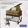 English Harpsichord Music