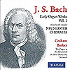 Bach Early Organ Music Vol. 1