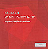 Bach: The Six Keyboard Partitas BWV 825-830 - Huguette Dreyfus