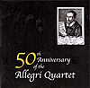 Allegri Quartet: 50th Anniversary