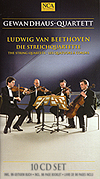 BEETHOVEN - The String Quartets - 10CD Set