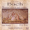BACH : Sonatas For Violin And Continuo