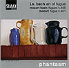 BACH: Art of the Fugue
