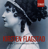 FLAGSTAD: The Early Recordings Vol. 3