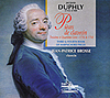 DUPHLY: 3rd and 4th Book of Harpsichord Pieces
