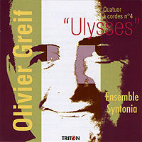 GREIF: Quartet for Strings No. 4 'Ulysses'