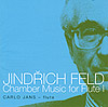 FELD: Chamber Music for Flute Vol. 1