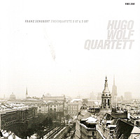 SCHUBERT: String Quartets D 87 and D 887