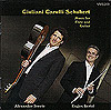 GIULIANI/CARILLI/SCHUBERT: Music for Flute and Guitar