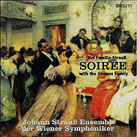 SOIREE: With the Strauss Family