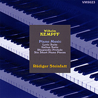 KEMPFF: Piano Music